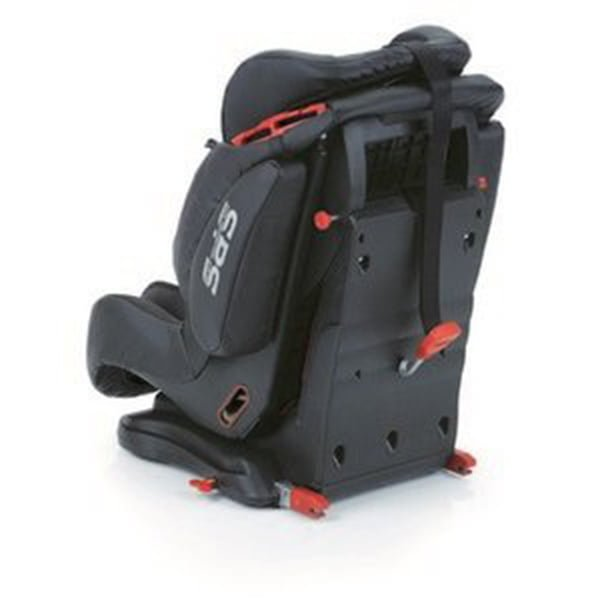 Janè Be Cool Thunder Isofix Back